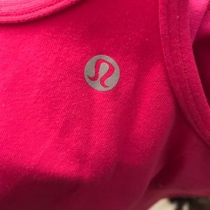 Lululemon Power Y Tank EUC Size 8
